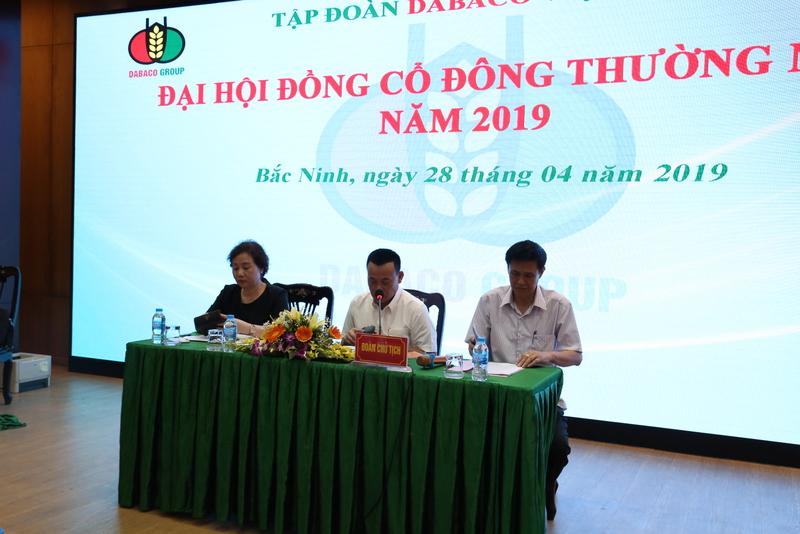 Tổ chức thành công Đại hội cổ đông thường niên năm 2019