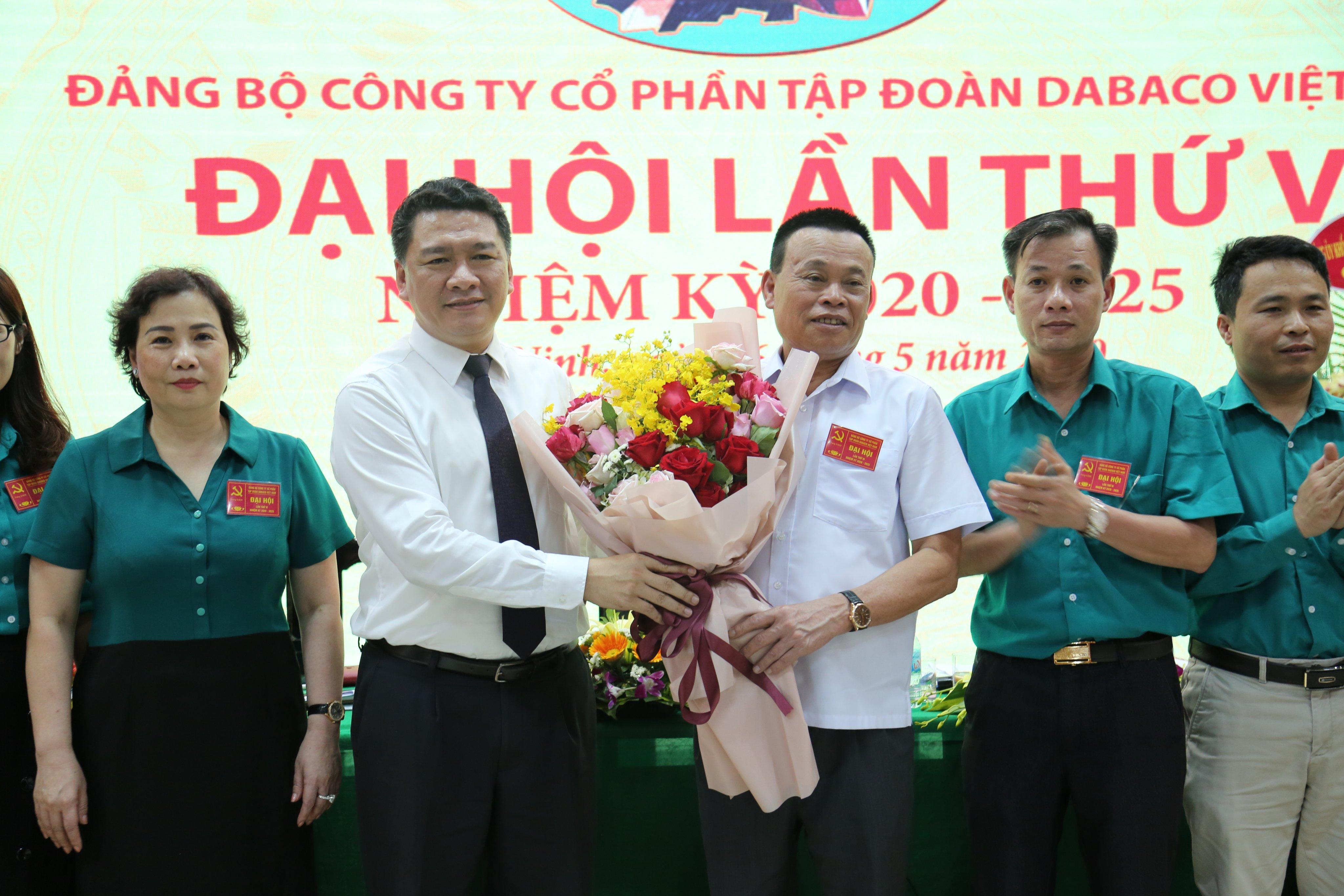 Dabaco tổ chức thành công Đại hội Đảng bộ lần thứ VI – Nhiệm kỳ 2020-2025