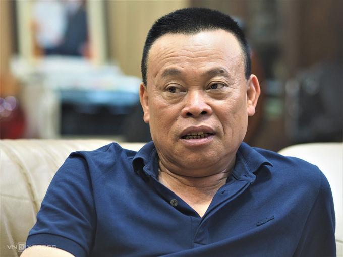 Chủ tịch Dabaco: Cổ phiếu DBC tăng không nhờ giá thịt lợn